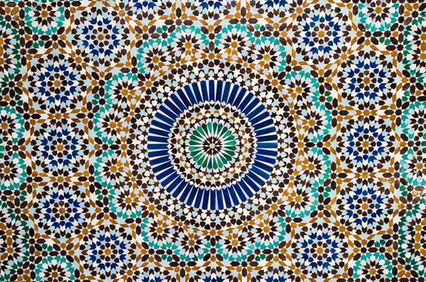 Tile pattern puzzle HD picture 03
