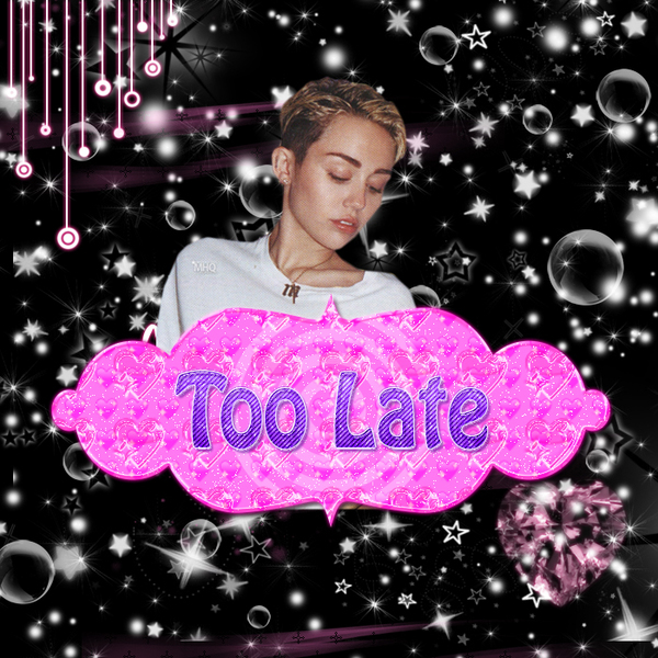 Too Late Photoshop Texturs