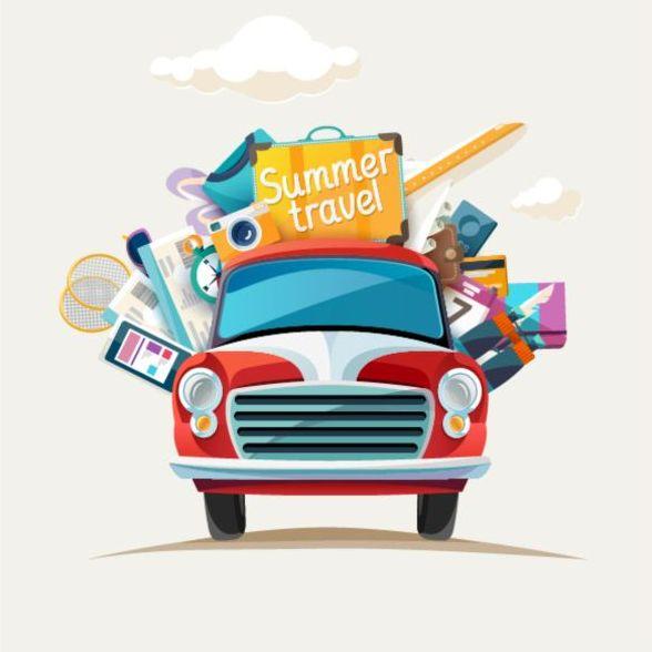 Na co si dát pozor, když jdeme na dovolenou autem?