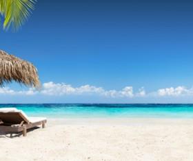 Tropical Beach Stock Photo 02