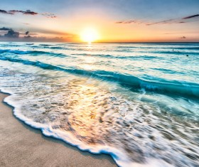 Tropical Beach Stock Photo 07