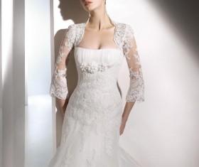 Wedding dress HD picture 01