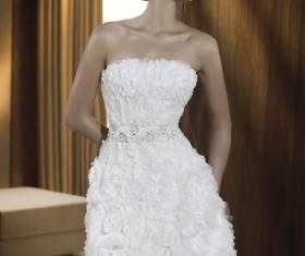 Wedding dress HD picture 02