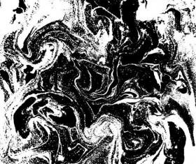 White whti black liquid mixing background vector 02