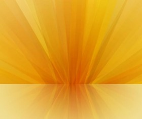 Yellow visual impact abstract background vector