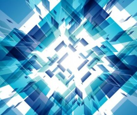 tech space abstract background vector 01