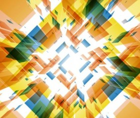 tech space abstract background vector 02