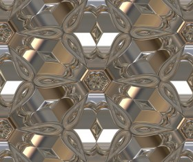 3d tiles pattern Stock Photo 01