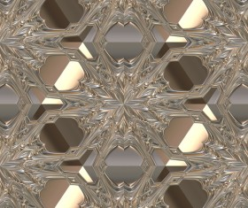 3d tiles pattern Stock Photo 09