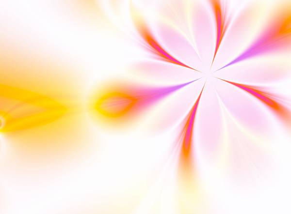 Abstract flower background HD picture 02