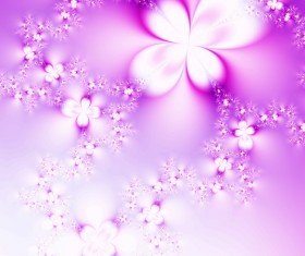 Abstract pink flower background Stock Photo 01