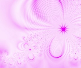Abstract pink flower background Stock Photo 02