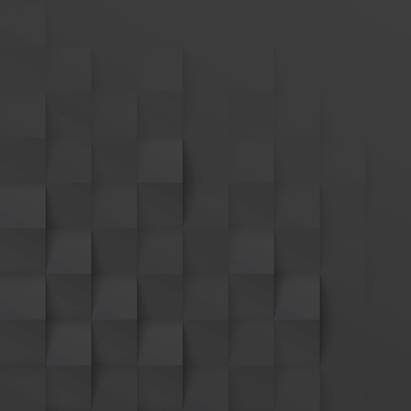 Black square texture background vector 01