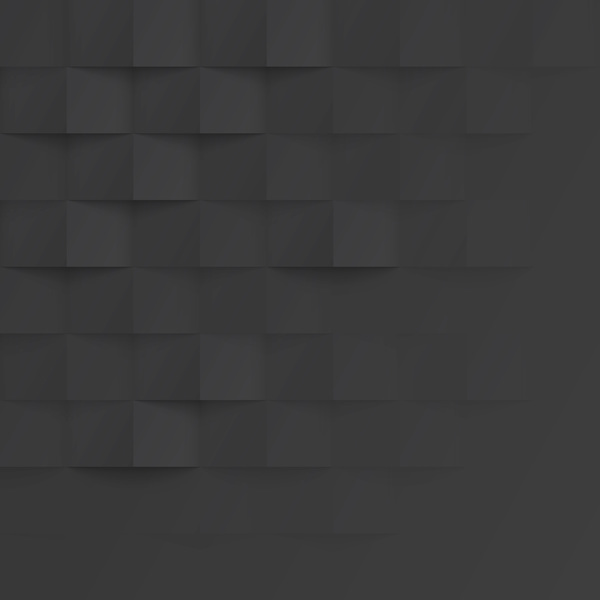 Black square texture background vector 02