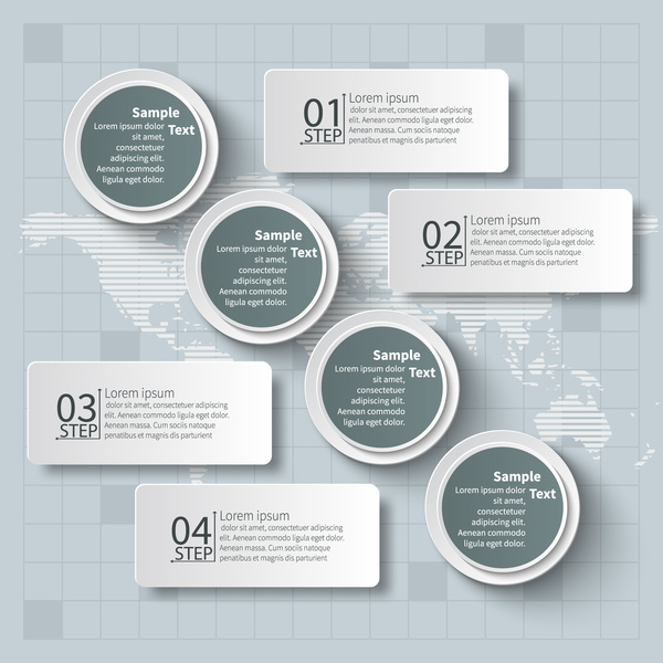 Business Infographic creative design 4626