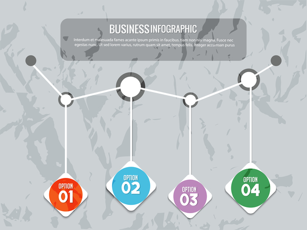 Business Infographic creative design 4631