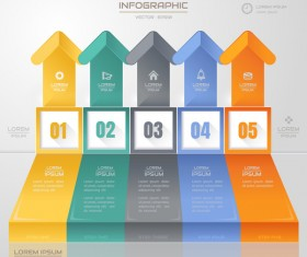 Business Infographic creative design 4637