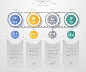 Business Infographic creative design 4639