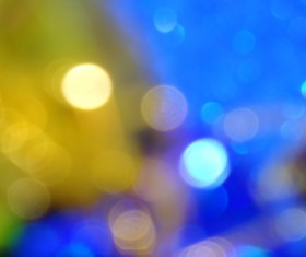 Colorful Bokeh Background Stock Photo 07