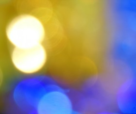 Colorful Bokeh Background Stock Photo 08