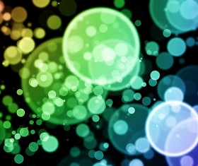Colorful Bokeh Background Stock Photo 11