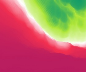 Colorful watercolor blurred background vector 02
