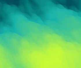 Colorful watercolor blurred background vector 07
