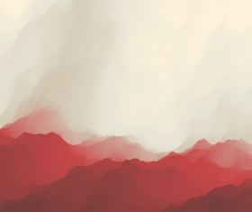 Colorful watercolor blurred background vector 08