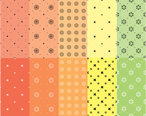 Cute Seamless Photoshop Patterns