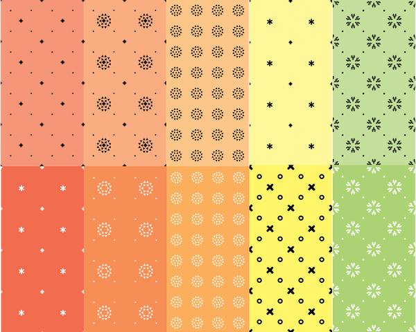 Cute Seamless Photoshop Patterns