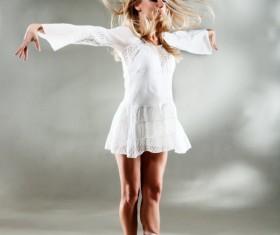 Dance ballet girl HD picture