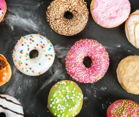 Donuts Stock Photo 01