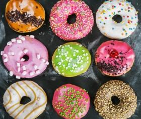 Donuts Stock Photo 02