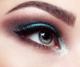 Eye makeup HD picture