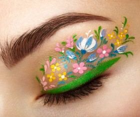 Fashion Art Eye Makeup HD picture 02