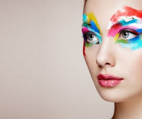 Fashion Art Eye Makeup HD picture 06