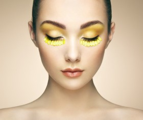Fashion Art Eye Makeup HD picture 07