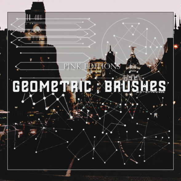 Geometric PS brushes