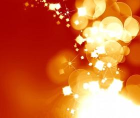 Glitter trail stars backgrounds Stock Photo 04