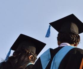 Graduation Ceremony Stock Photo 05