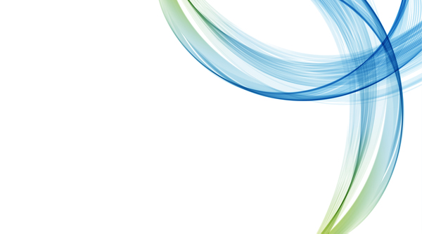 Green With Blue Abstract Lines Vector Material 02 Vector