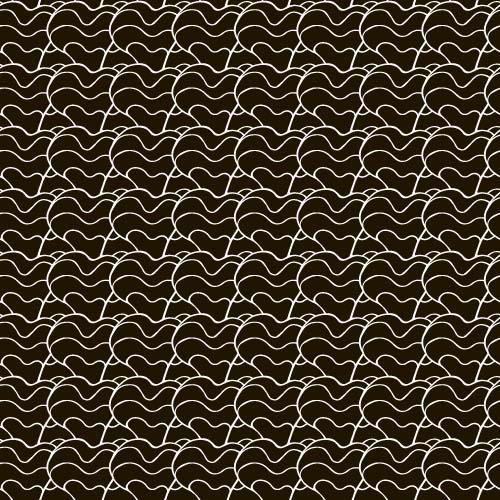 Hand drawn seamless pattern vector 05