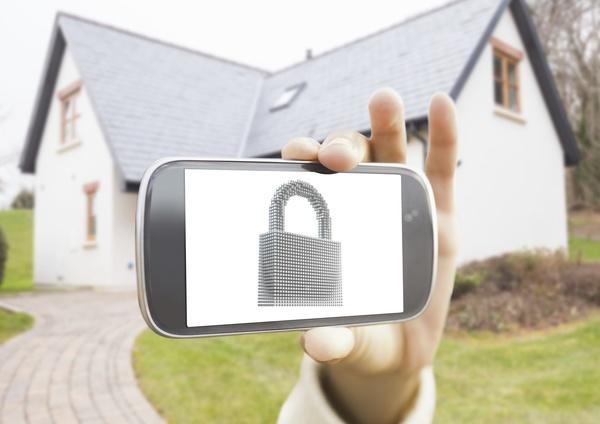 Intelligent home management system Stock Photo 10