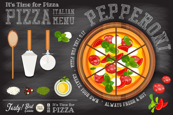 Funky Sample Pizza Menu Template Picture Collection   Best Resume .