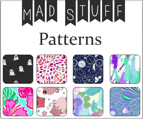 Mad Stuff Photoshop Patterns
