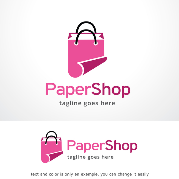 Paper Shop vector logo