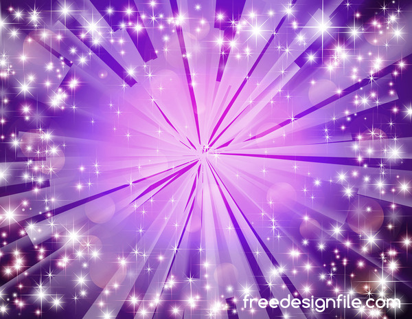 purple light beam background shiny vector 04 free download