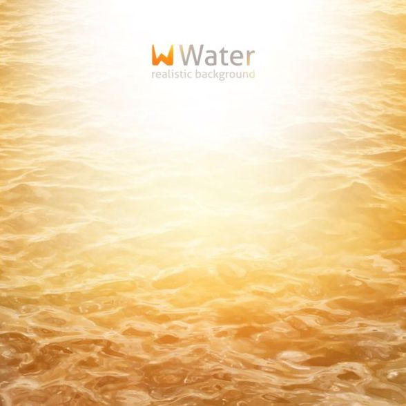 Sea with summer travel background vector 09