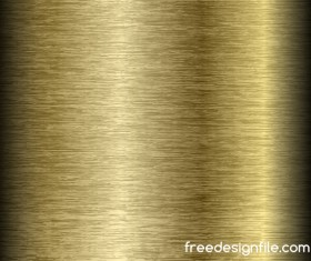 Shiny gold metal board background vector 02