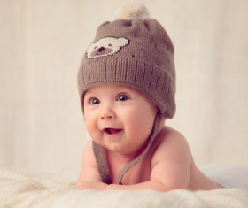 Smiling cute BB HD picture